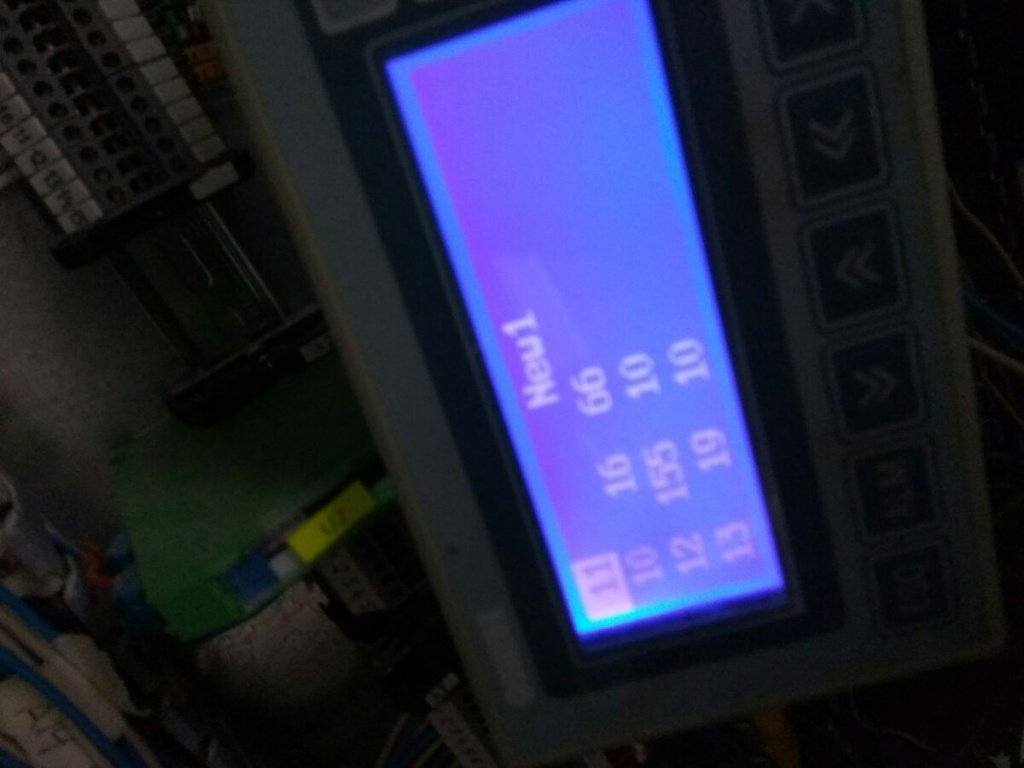 Communication module CM 1241 monochrome panel ИП320